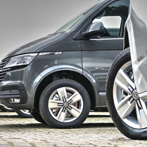 """VW T6.1 Multivan Sommerräder 17"""" Devonport"""