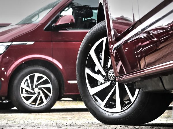"VW T6.1 Leichtmetallrad ""Woodstock"" 7 J x 17"