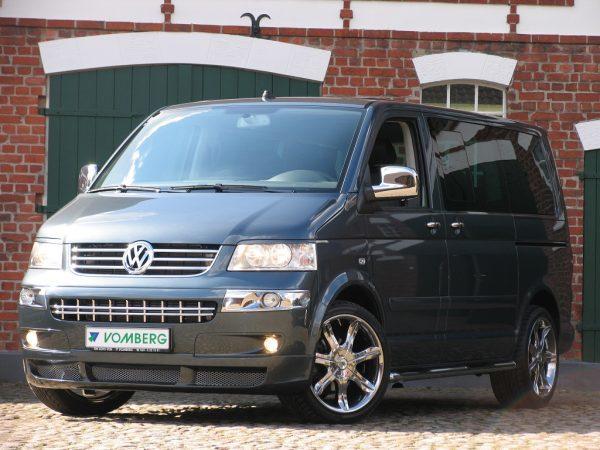 VW T5 Frontspoiler